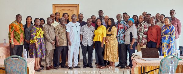 M&E Training Workshop and Annual Retreat Ends in Kumasi